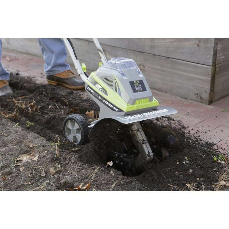 battery powered cultivator