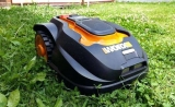 Robotic Lawn Mower For Large Lawns