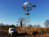 Wind Powered Water Pump For Pond: land drainage